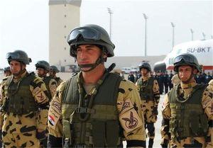 عملیات نظامی و امنیتی گسترده علیه گروههای تروریستی در سینای مصر