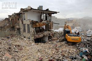 عکس/ آوار برداری مناطق زلزله زده غرب کشور
