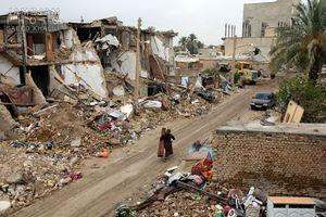 آوار برداری مناطق زلزله زده غرب کشور