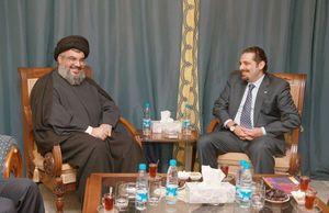 تلاش «حریری» برای گفتگو با رهبران حزبالله