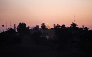 عکس/ طلوع زیبای خورشید در سامرا