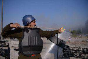 عکس/ سلاح عجیب پلیس پاکستان!