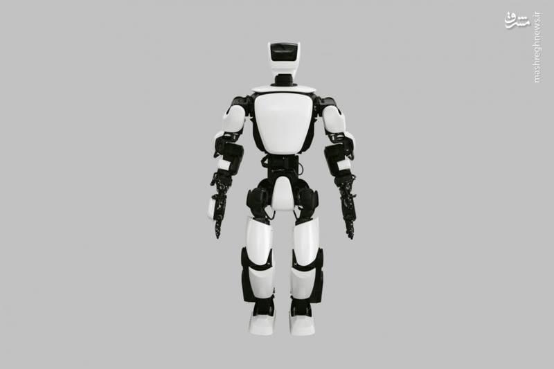 تولید روبات مخصوص شرایط سخت توسط تویوتا +عکس