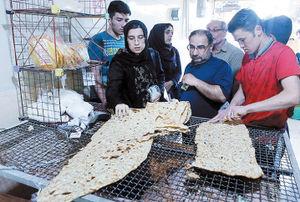 کار نان به ریاست جمهوری کشید