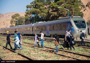 احتمال توقف حرکت قطارهای حومهای