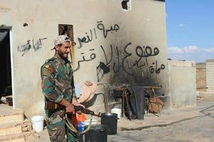 تروریست های جبهه النصره و داعش