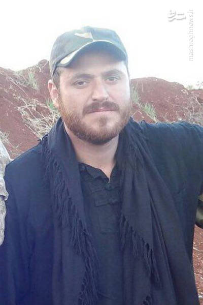 تازهداماد تهرانی در سوریه به شهادت رسید