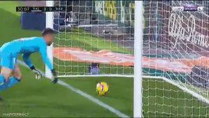 فیلم/ خلاصه بازی والنسیا 1 - بارسلونا 1