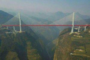 عکس/ مرتفعترین پل جهان