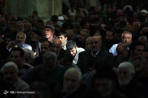 عکس/ مراسم شهادت امام حسن عسکری(ع) در حرم امام رضا(ع)