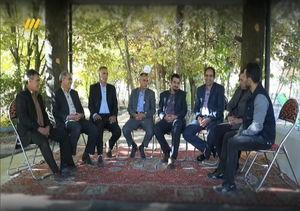 فیلم/ خانواده ای ایرانی با 7 بازیکن فوتبال