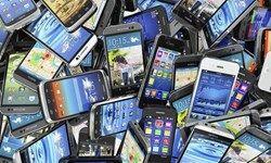ترخیص ۲۱۰ هزار موبایل طی یک ماه