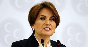 مرال اکشنر Meral Akşener