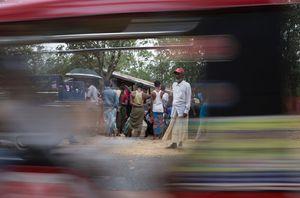جدیدترین تصاویر از وضعیت آوارگان روهینگیا