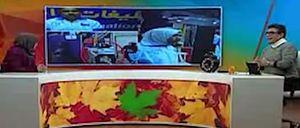 فیلم/ ماجرای روسری سر کردن مربی مرد تایلند درمسابقات کبدی بانوان