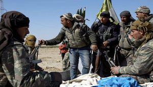 توافق داعش و مزدوران آمریکا در دیرالزور!