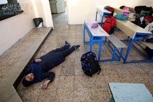 عکس/ نوزدهمین مانور سراسری زلزله