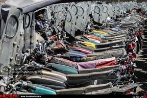 دست رد دولت به رایزنی ۲ وزیر برای موتورسیکلتها