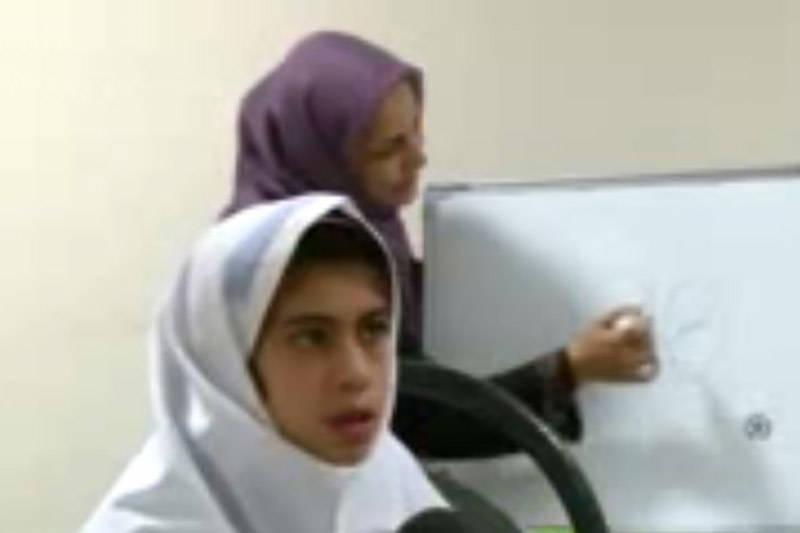 فیلم/ دختر ایرانی که ذهن مادرش را ميخواند