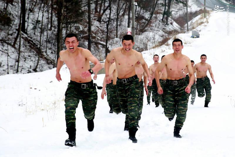 تمرینات نیروهای ویژه ارتش چین