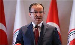 ترکیه خواستار عملیات نظامی مشترک با ایران و روسیه شد