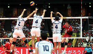 همگروههای ایران در والیبال قهرمانی جهان مشخص شدند