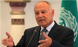 دبیر اتحادیه عرب