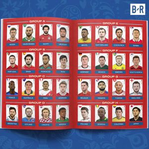 عکس/ ستارگان تیم ها در گروه بندی جام جهانی