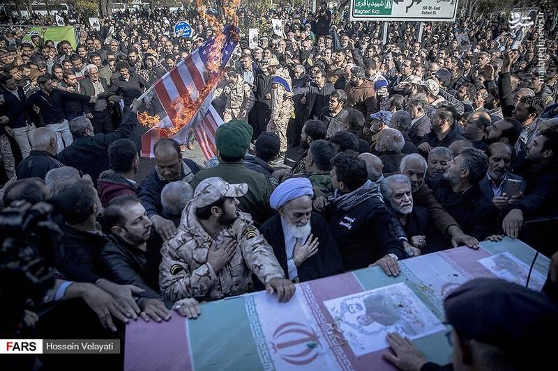 2123939 - مراسم تشییع شهید مدافع حرم نوید صفری
