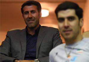 محمودی: با دست هم نمیشد قرعه به این خوبی برای ایران تنظیم کرد