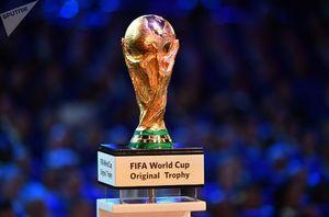 اینفوگرافی/ گروه بندی جام جهانی بر اساس رنکینگ فیفا