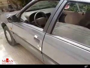 چهارمین سرقت خودرو با کودک این بار در پرند