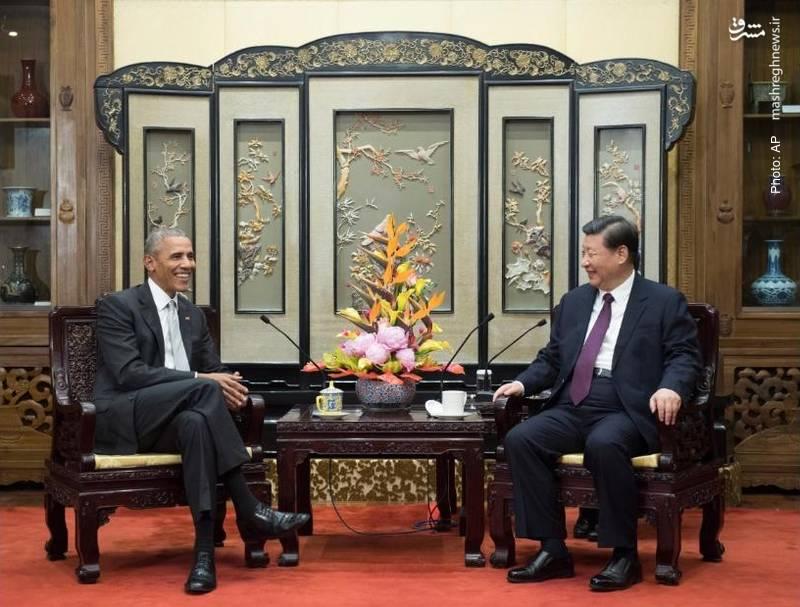 سفر دورهای اوباما رئیسجمهور پیشین آمریکا به چین، هند و فرانسه برای دیدار با مقامات این کشورها