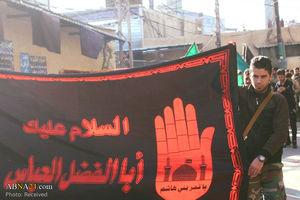 فیلم/ عزاداری اربعین حسینی در زینبیه دمشق