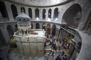 کلیسا مقبرع مقدس