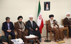 دیدار اعضای ستاد کنگره شهدای استان آذربایجان غربی