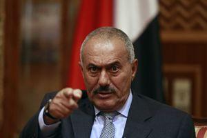 پوشش هوایی عربستان برای «صالح»