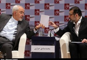 صادق خرازی به محمدجواد ظریف نامه نوشت