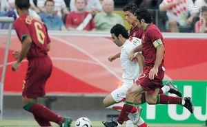 آماری که اسپانیا و پرتغال را از ایران میترساند/این تیم ملی «مسی و رونالدو ندیده» نیست! +عکس و فیلم