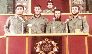 تصاویر/ عکسهایی دیده نشده از محافظانِ مجلس شورای اسلامی