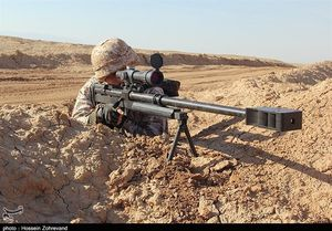 عکس/ رزمایش تیپ ویژه صابرین سپاه