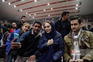 عکس/ حضور چهرهها در جشن حمایت از زلزله زدگان