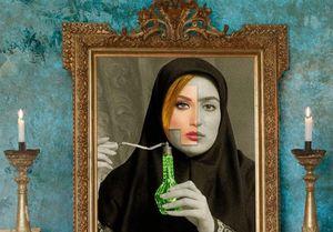 آرایشگرهای زمان شاه در حوزه هنری+فیلم