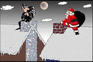 دزد کریسمس