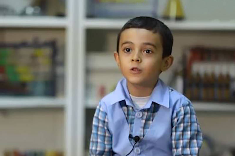 فیلم/ قهرمان کودکان ایرانی کیست