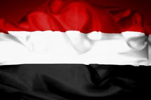 پرچم یمن