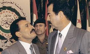 تصاویر/ صدامها نیز میمیرند
