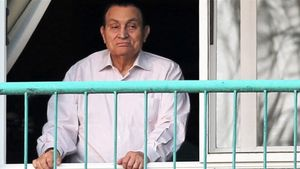 """فیلم/ اولین مصاحبه ویدئویی""""حسنی مبارک""""پس از برکناری"""