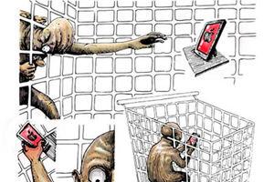کاریکاتور/ تلهای به نام «برند» !!!