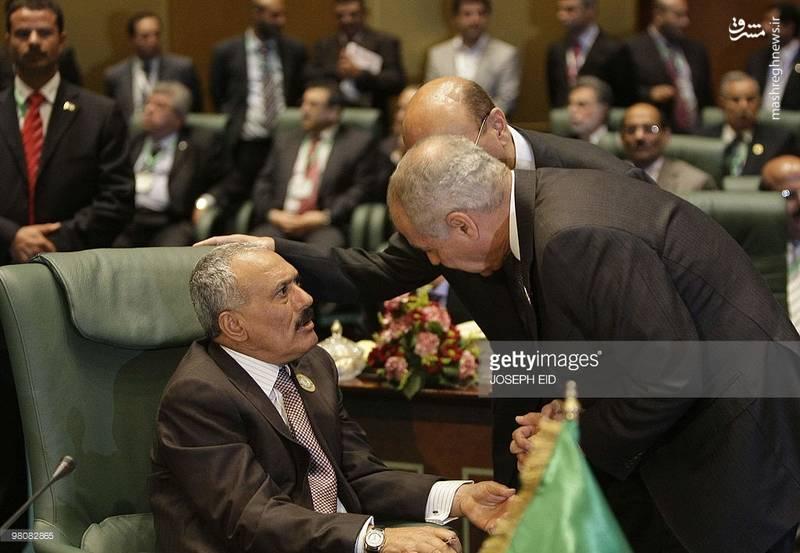2128200 - تصاویری از دوران زندگی «علی عبدالله صالح»